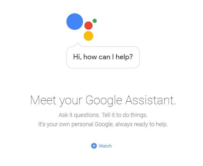 ПО Google Assistant можно будет использовать с сторонних устройствах