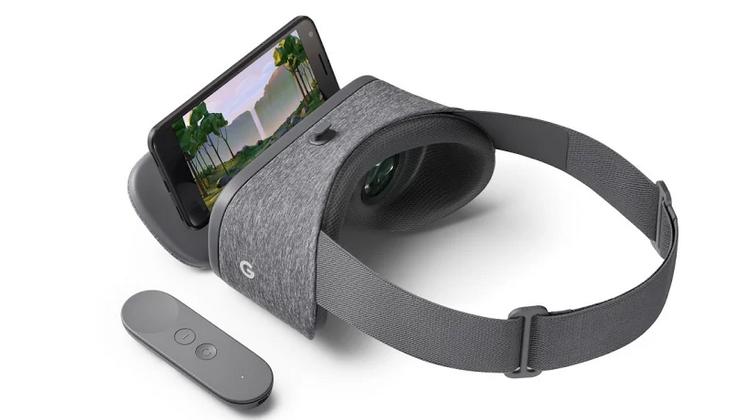 Гарнитура Google Daydream View стоит $80