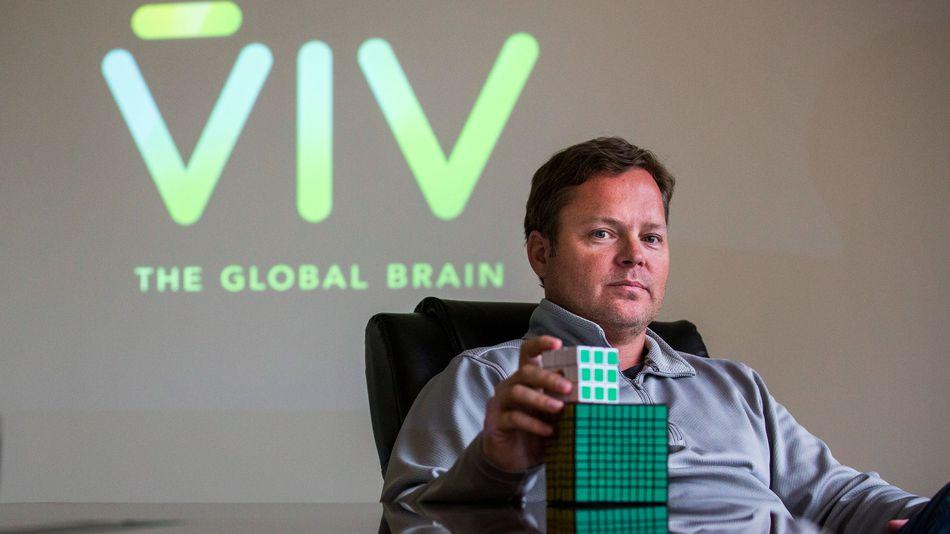 Samsung покупает компанию Viv, создателей Siri - 1