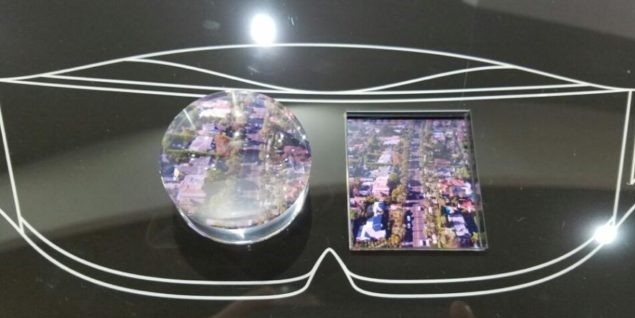 Sharp представила дисплей для VR-устройств с рекордной плотностью пикселей 1008 ppi