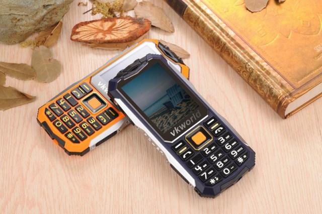 VKworld Stone V3S стоимостью $30 называют одним из самых защищенных телефонов