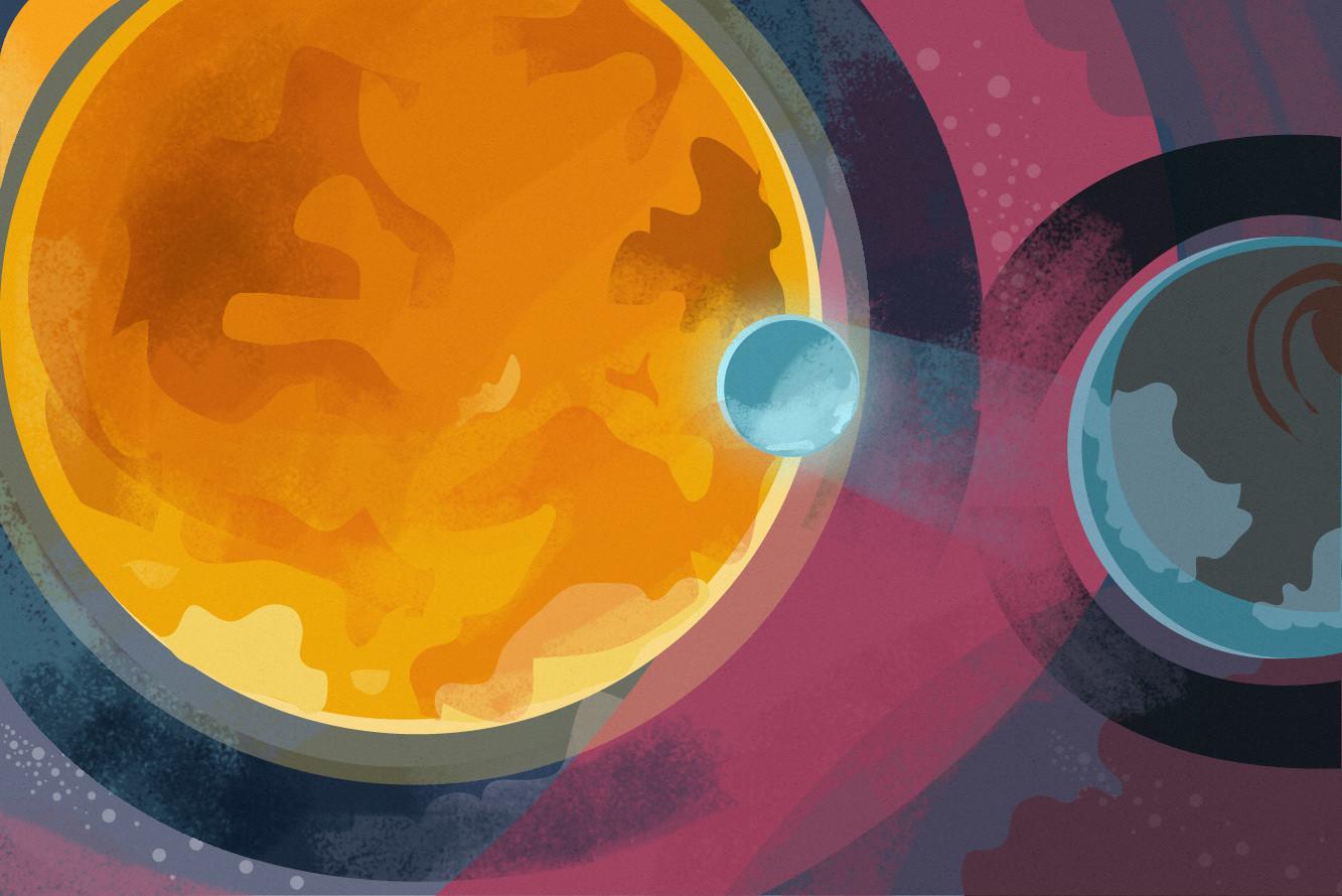 Экзопланеты - 1