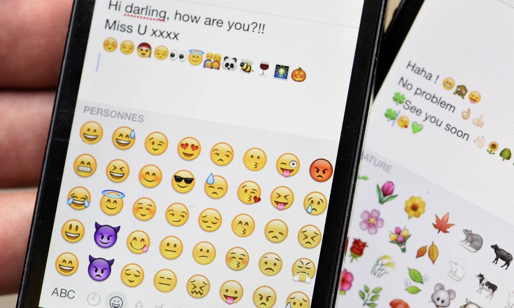 Эволюция мобильного сленга: когда графика заменит слова? - 1