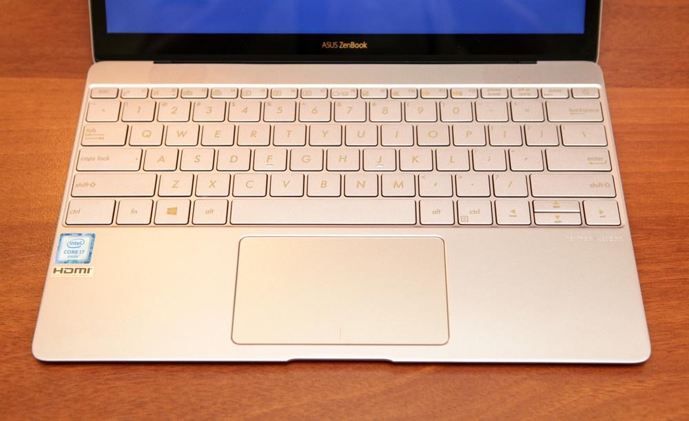 Обзор ультрабука ASUS ZenBook 3 - 16
