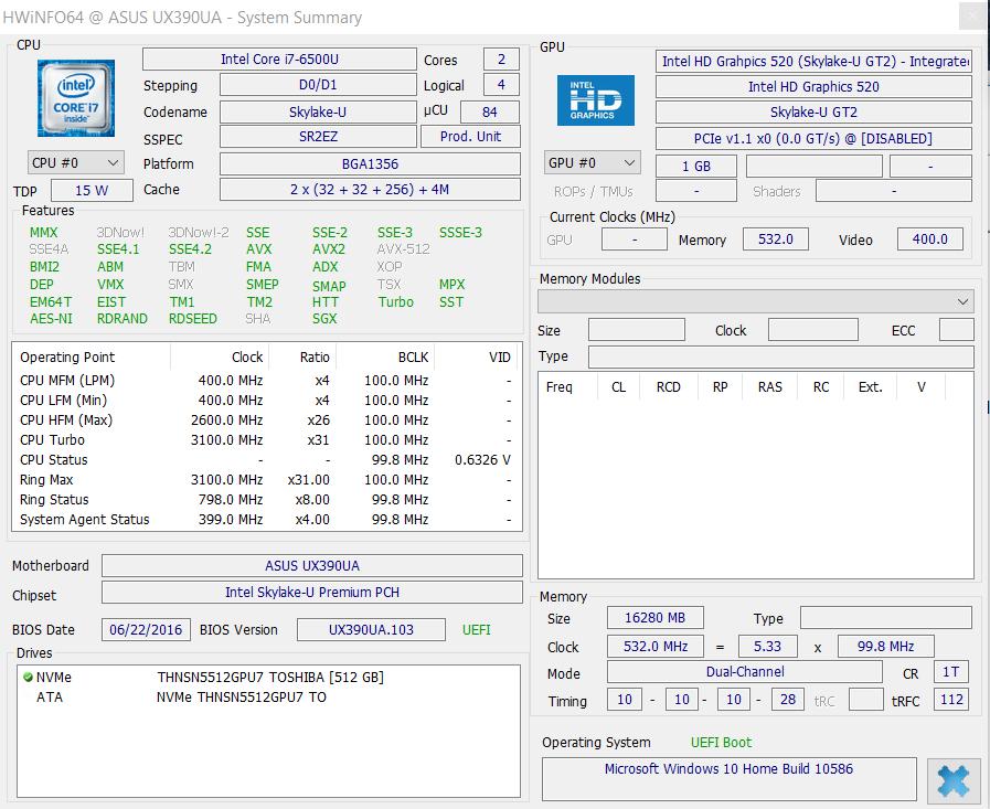 Обзор ультрабука ASUS ZenBook 3 - 27