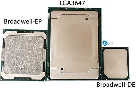 Платформа Intel Purley будет включать процессоры в исполнении LGA 3647