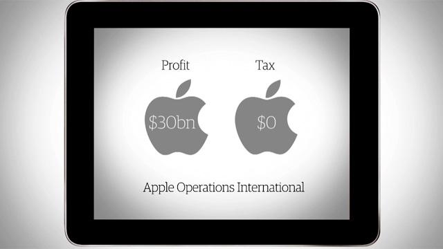 Apple вывела через офшоры 215 млрд долларов в прошлом году