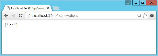 ASP.NET Core: Создание внешнего интерфейса веб-службы для приложения - 11