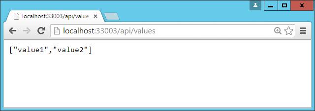 ASP.NET Core: Создание внешнего интерфейса веб-службы для приложения - 5