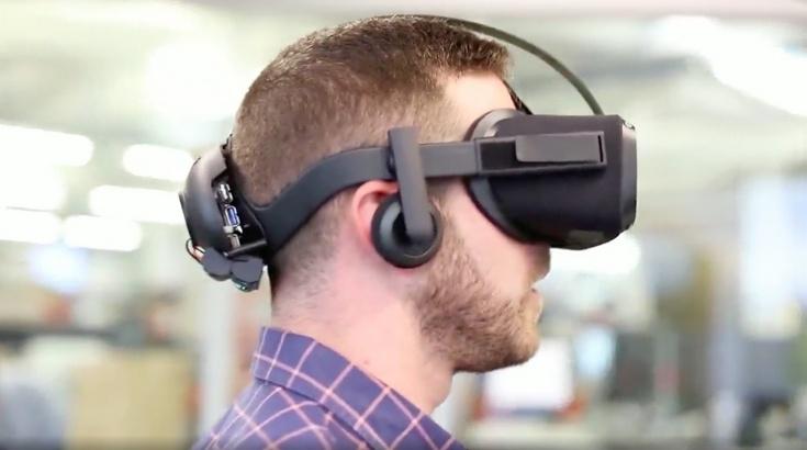 Oculus работает над автономным шлемом VR