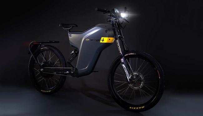 Электровелосипед Rimac Greyp G12 с трехкиловаттным двигателем может проехать до 240 км без подзарядки