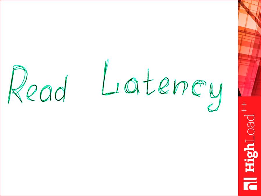 Как выбрать In-memory NoSQL базу данных с умом. Тестируем производительность - 41