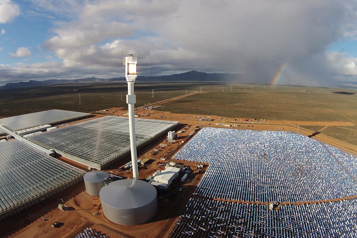 Первая в мире гидропонная солнечная ферма: морская вода + солнечный свет=помидоры - 1
