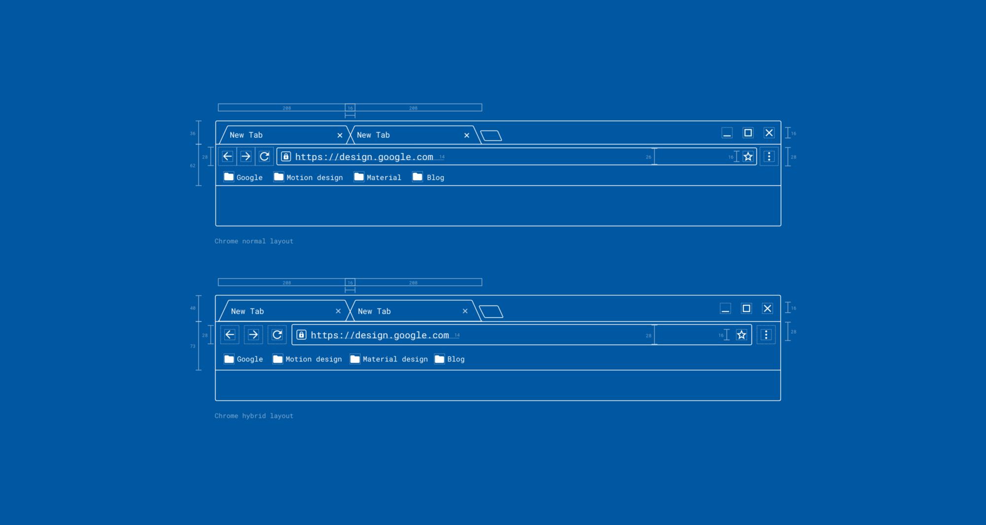 Редизайн Хрома на десктопе - 1