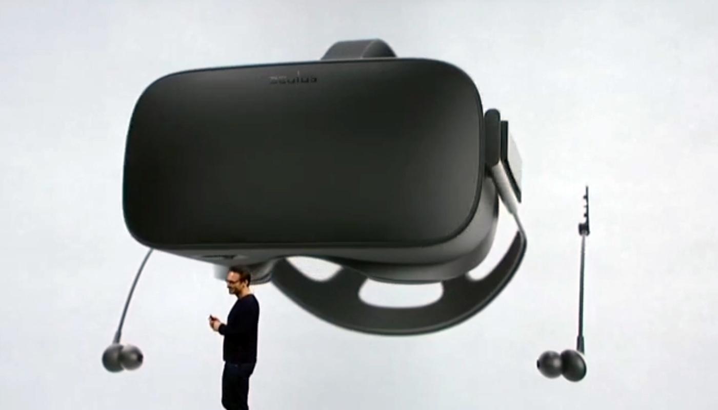 Шлем Oculus VR будет автономным и «доступным» - 6