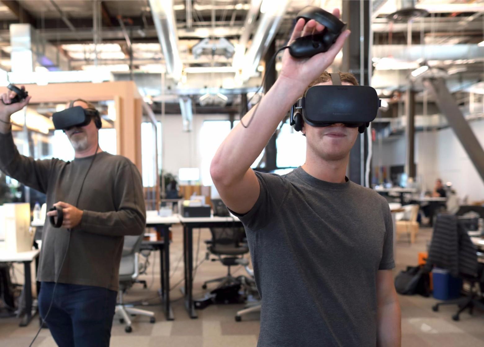 Шлем Oculus VR будет автономным и «доступным» - 1