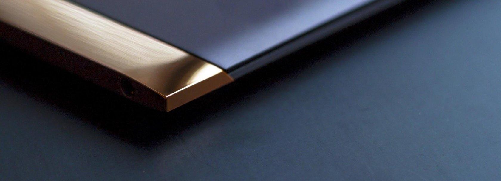 Технологии и дизайн в одном устройстве. Ноутбук HP Spectre 13 - 10
