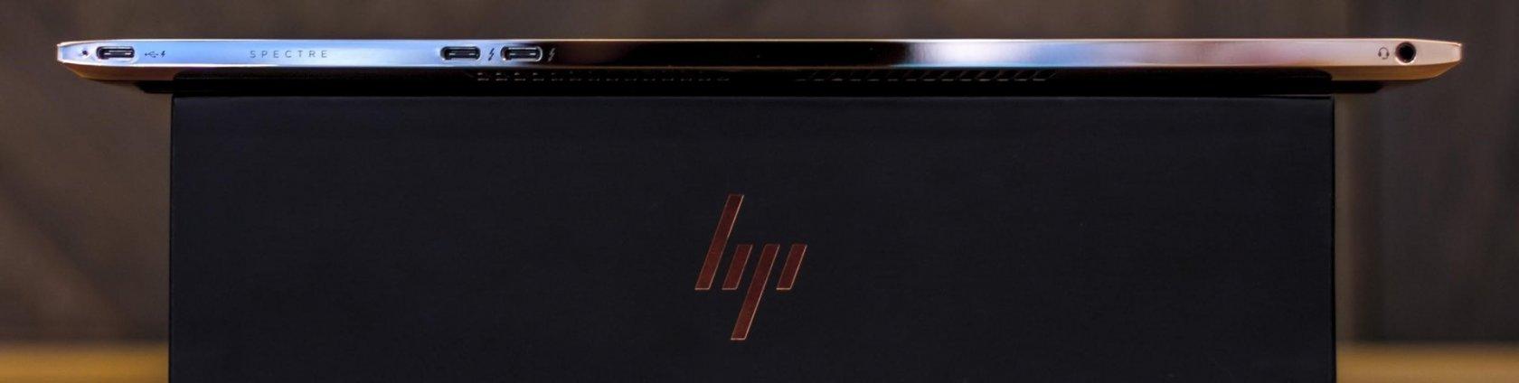 Технологии и дизайн в одном устройстве. Ноутбук HP Spectre 13 - 11