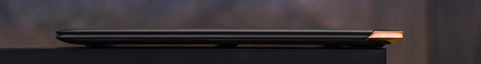 Технологии и дизайн в одном устройстве. Ноутбук HP Spectre 13 - 13