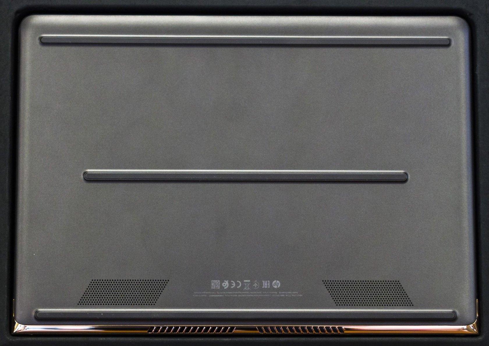 Технологии и дизайн в одном устройстве. Ноутбук HP Spectre 13 - 14