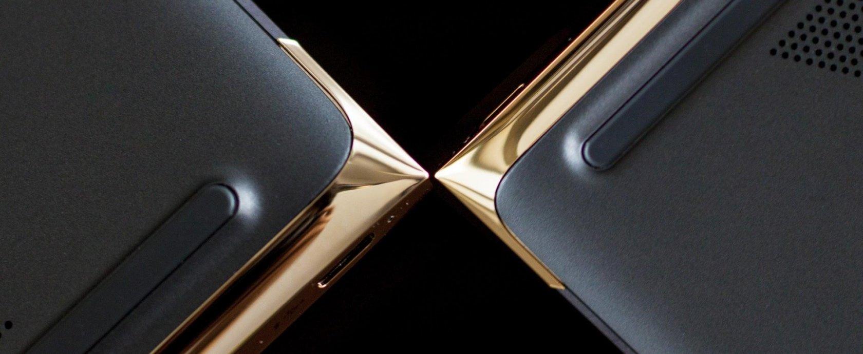 Технологии и дизайн в одном устройстве. Ноутбук HP Spectre 13 - 2