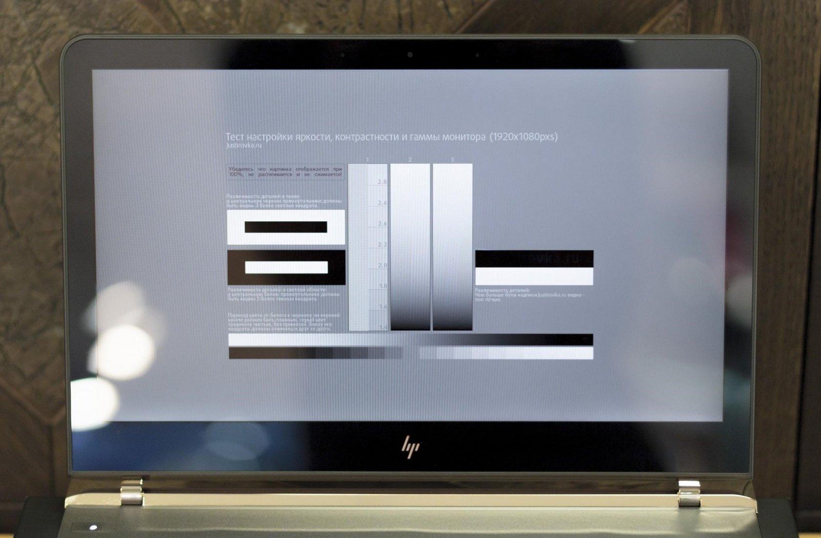 Технологии и дизайн в одном устройстве. Ноутбук HP Spectre 13 - 25