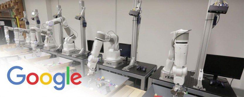 «Тест зубной щётки» не позволил Google производить промышленных роботов - 1