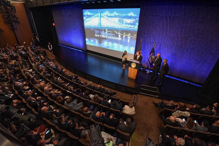 В Нью-Йорке хотят выявлять террористов с помощью распознавания лиц