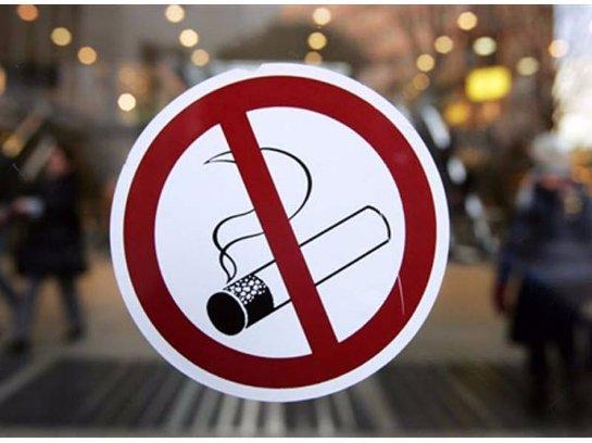 Запрет курения в общественных местах дал первые плоды