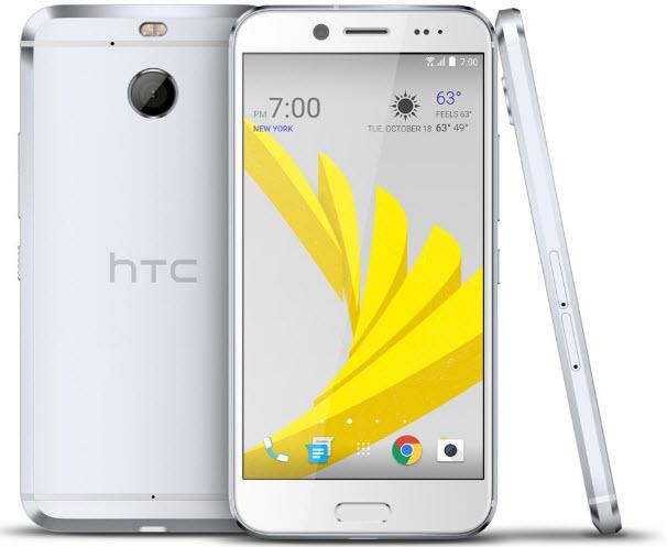 HTC Bolt станет первым смартфоном тайваньского производителя с Android 7.0 Nougat