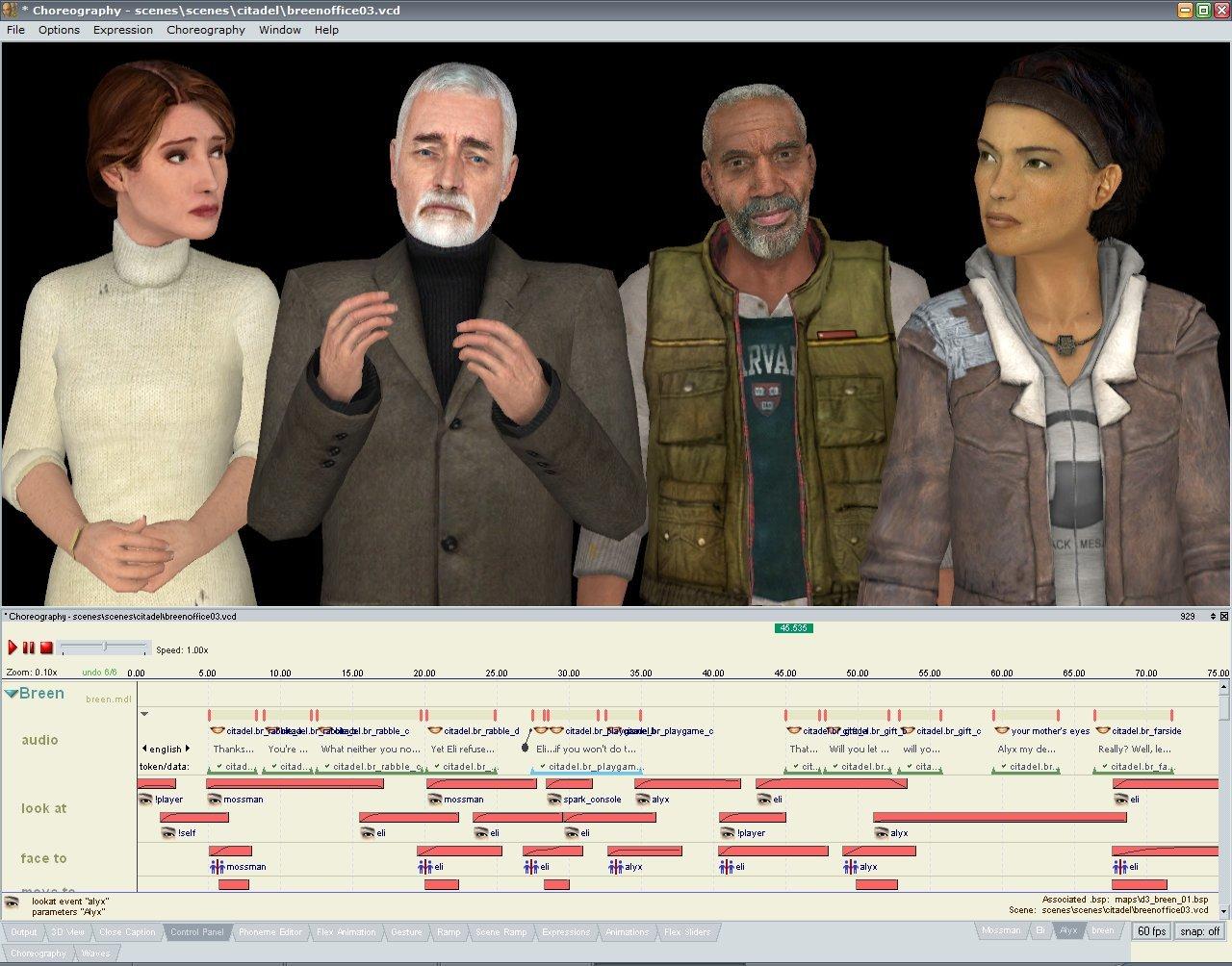 История Half-Life 2 - 4