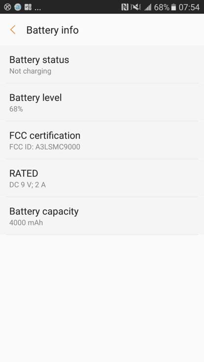 Смартфон Samsung Galaxy C9 получил аккумулятор емкостью 4000 мА∙ч