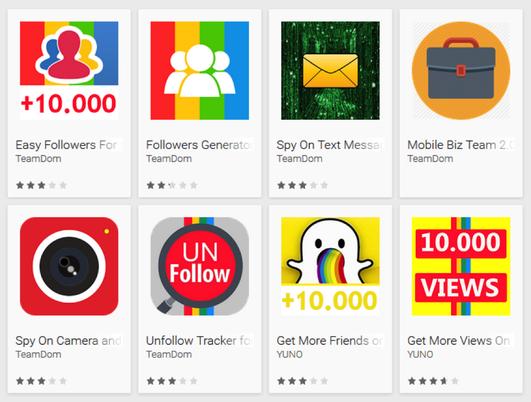 Злоумышленники используют фальшивые приложения Google Play для обмана пользователей - 2