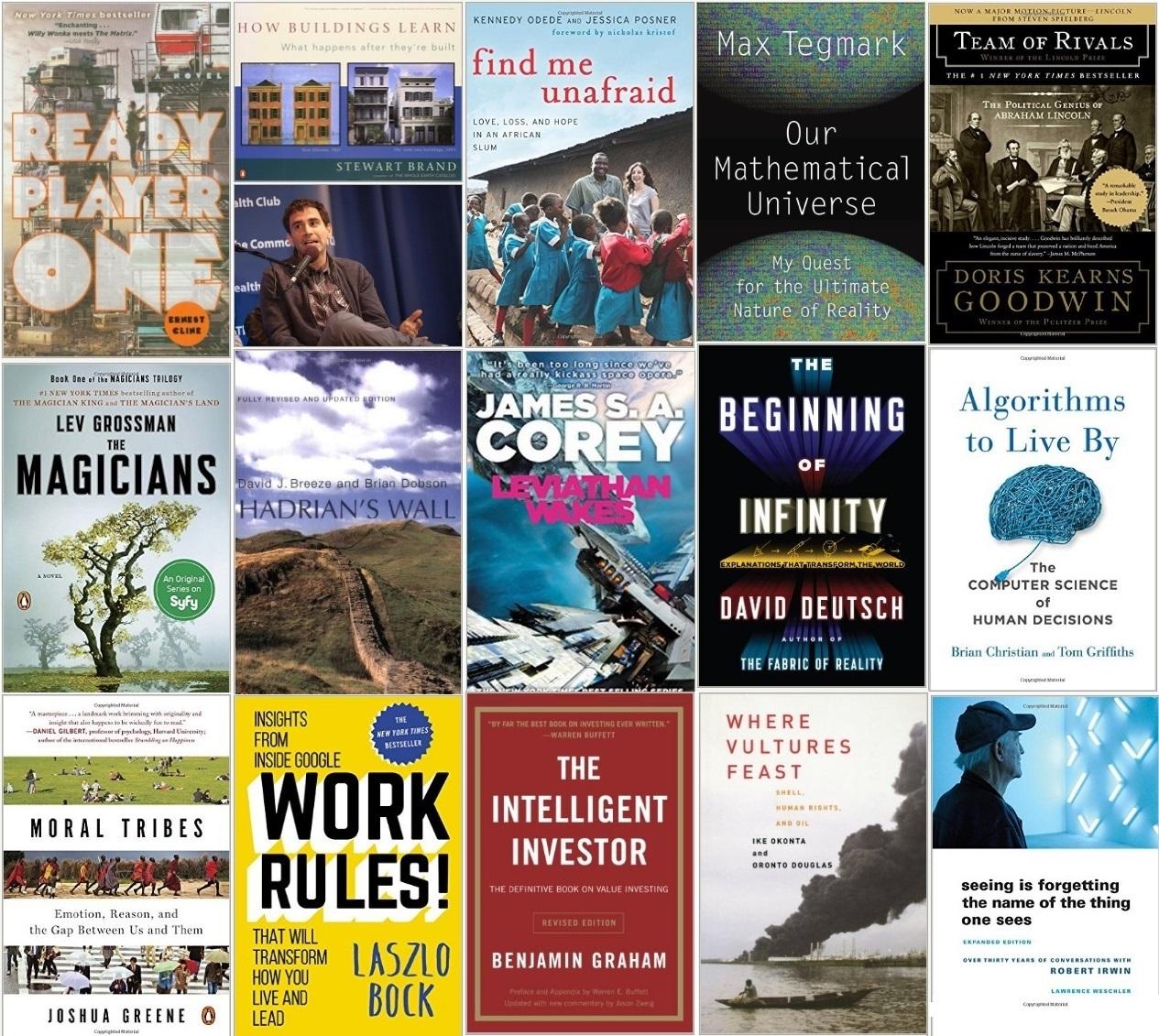 Y Combinator рекомендует прочитать в 2016 - 1