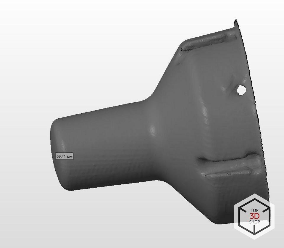 [Обзор] 3D-сканер Sense нового поколения - 18