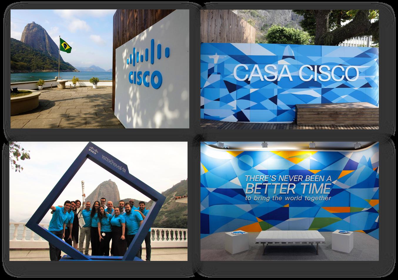 Cisco в Рио