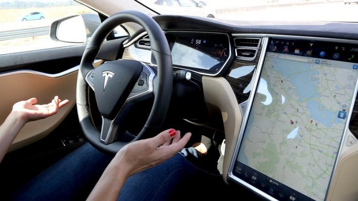 Машины Tesla будут основаны на решениях Nvidia
