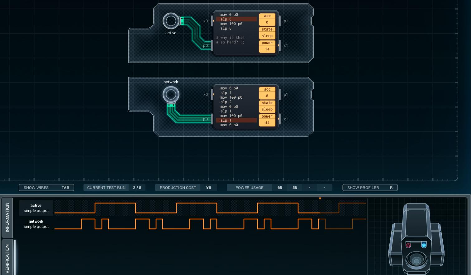 SHENZHEN I-O — новый симулятор программирования микроконтроллеров - 13