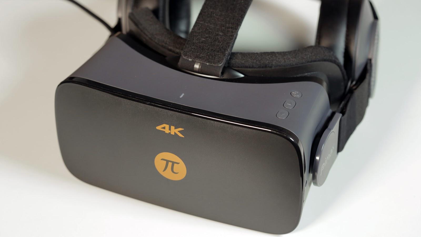 VR-шлем Pimax P1 4K — решает не только картинка - 15
