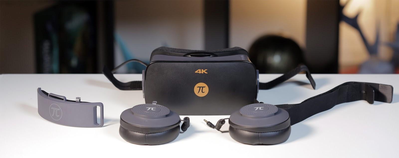 VR-шлем Pimax P1 4K — решает не только картинка - 3