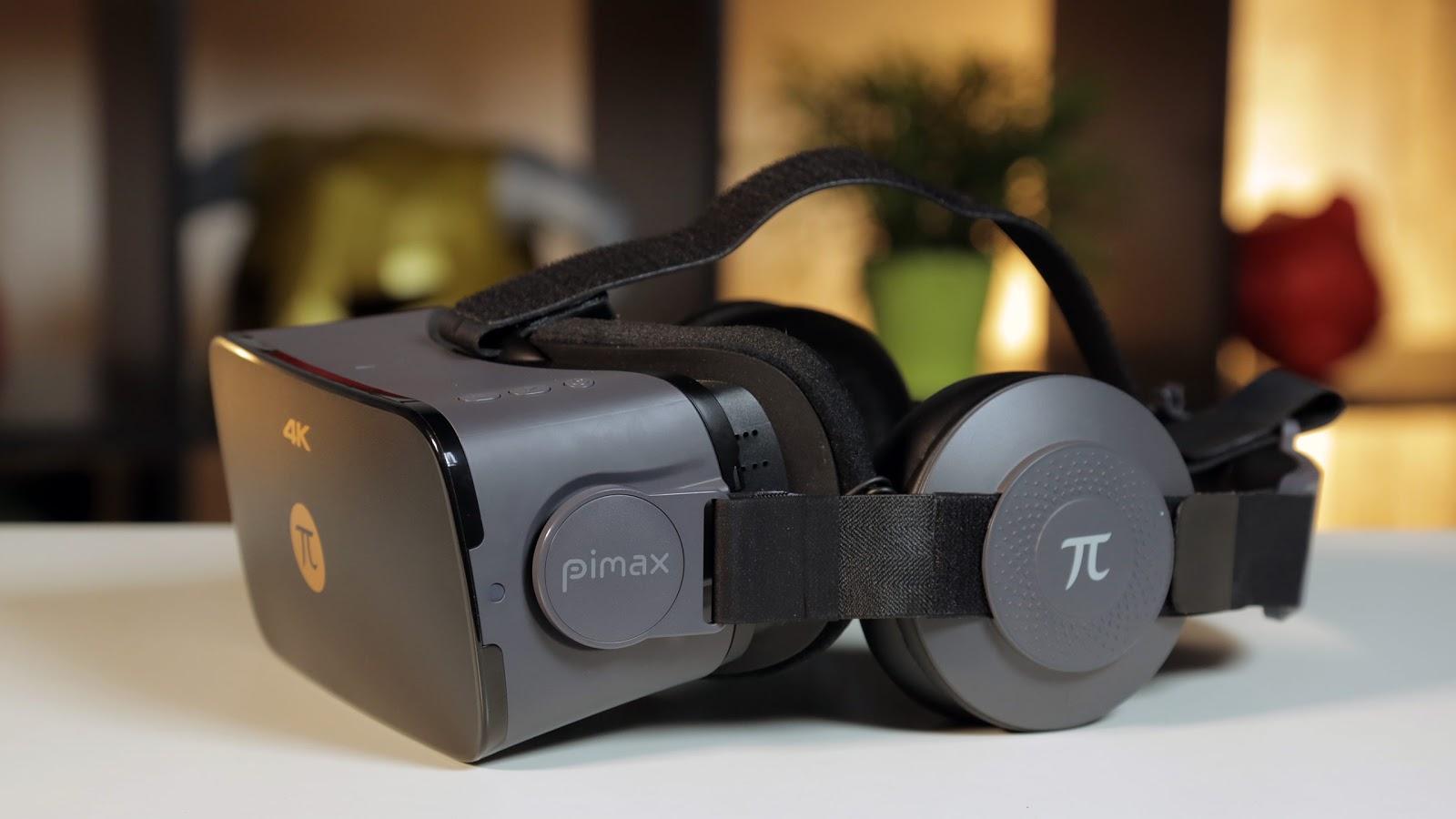 VR-шлем Pimax P1 4K — решает не только картинка - 1