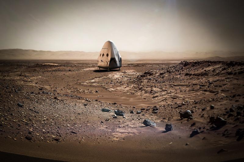Что будет, если человек умрет на Марсе? - 2