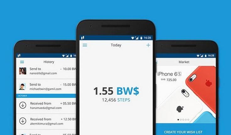 ПО Bitwalking доступно для Android