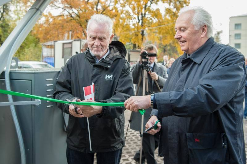 Как мы построили первую в России заправку электромобилей от солнечной энергии - 13