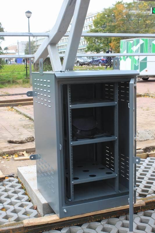 Как мы построили первую в России заправку электромобилей от солнечной энергии - 7