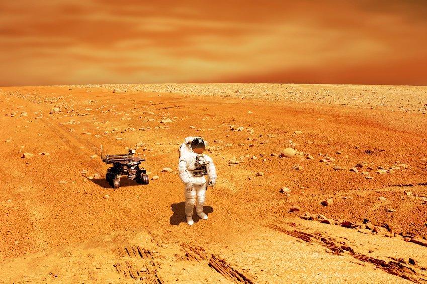 Космонавтам грозит слабоумие и потеря памяти от ионизирующего излучения - 1