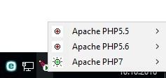 Несколько версий PHP под одним Apache на Windows (v2) - 1