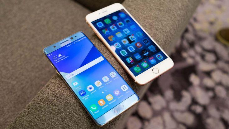Apple получит хорошее преимущество на фоне проблем Samsung