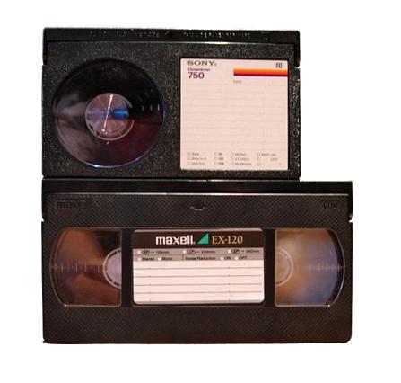 Видеозапись и магнитная лента - 8