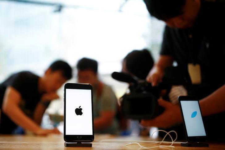По словам главы компании Apple, центр в Шэньчжэне будет открыт в будущем году